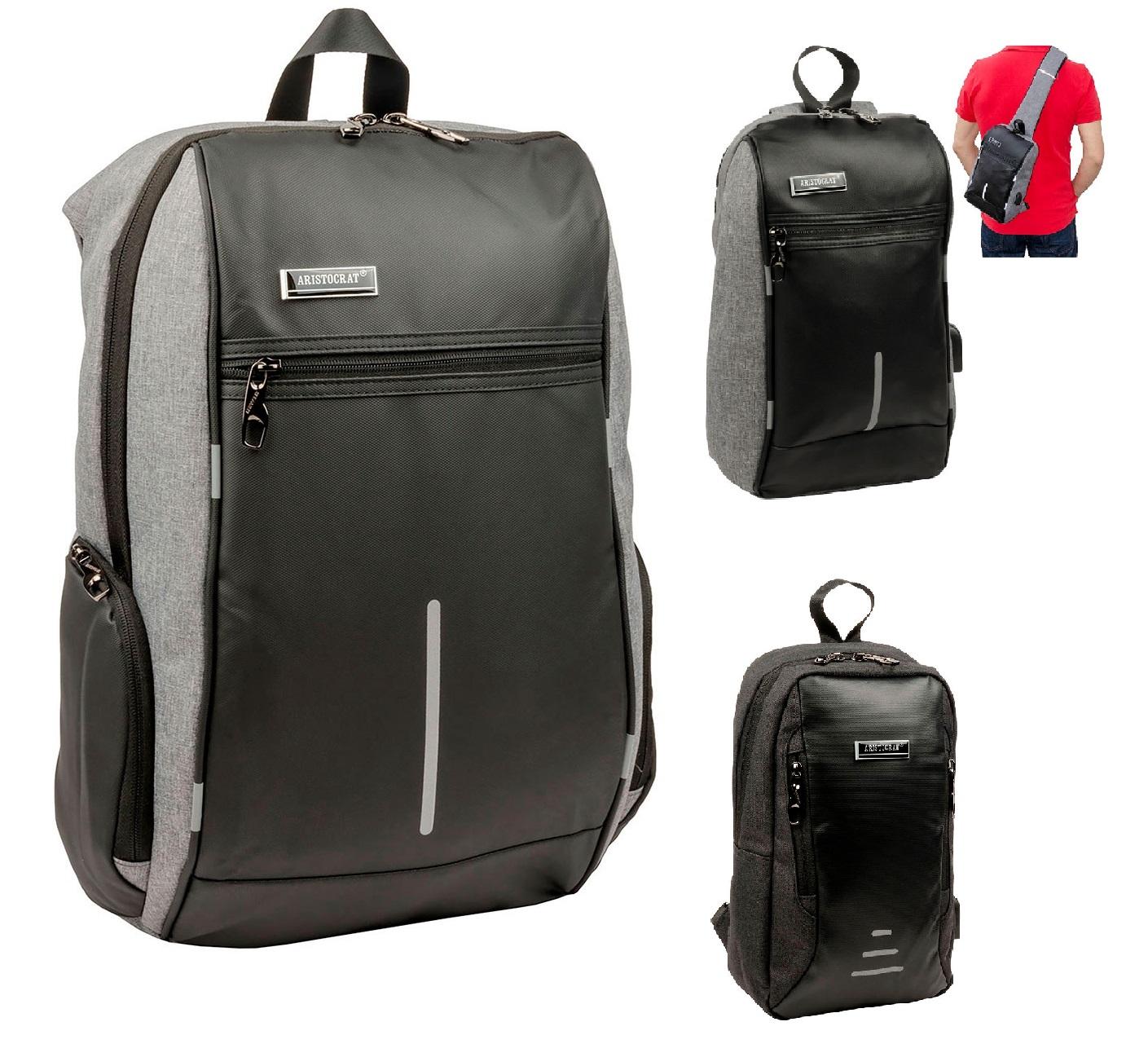 Рюкзаки, сумки для компьютера