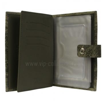 Обложка пони для автодокументов + паспорт NERI KARRA 0031.2.16.11