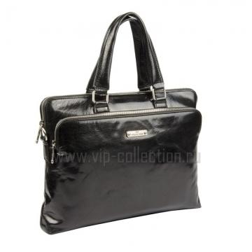 Сумка портфель VIP Collection 113415 black