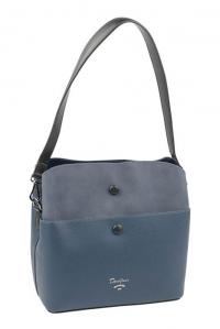 5382 CM D.BLUE Женская_сумка David_Jones