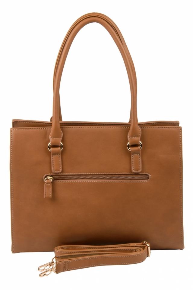 David Jones 5622-2 Cognac женская сумка