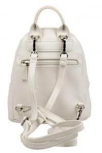 5955-2 WHITE Сумка-рюкзак David Jones