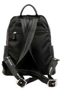 5976-4 BLACK Сумка-рюкзак David Jones