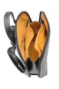 6248-1 BLACK Сумка-рюкзак David_Jones