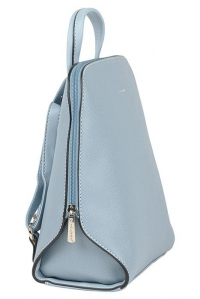 6248-1 L.BLUE Сумка-рюкзак David_Jones