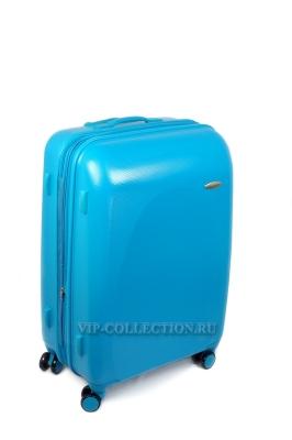 "19-1 S/28"" (P101 TURQUOISE) NC чемодан на 4 колесах большой «VIP COLLECTION»"