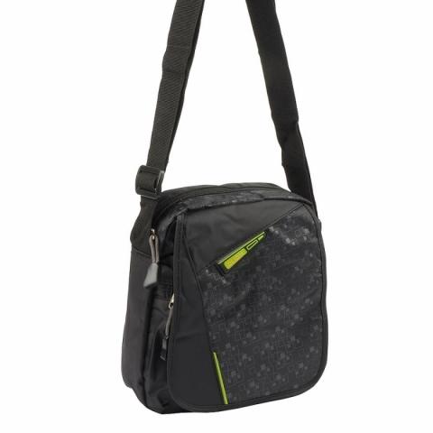 Olidik 05930 Black Green  мужская мини сумка