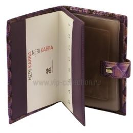 NERI KARRA 0181.2 56.31 Обложка для автодокументов  паспорт