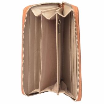 David Jones 051-510 P  COGNAC  женский кошелек
