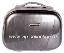 "05JL-B-16""(BLACK-BRUSH)  Бьюти-кейс VIP COLLECTION"