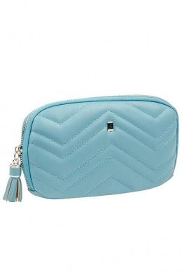 072 P L.BLUE Женская_сумка кросс_боди David Jones