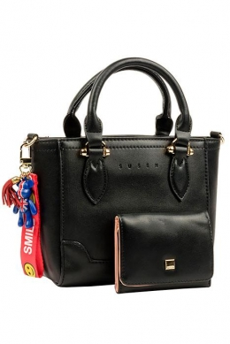 101707051 AA BLACK Женская_сумка Susen