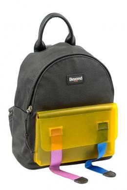 101809005 AA BLACK Сумка-рюкзак Susen