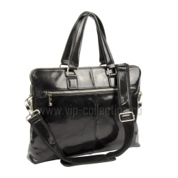 Сумка портфель VIP Collection 113415 black