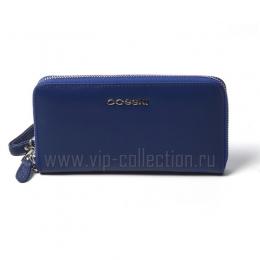 12053 D.BLUE Портмоне женск. COSSNI