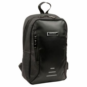 """1205 BLACK Рюкзак на одной лямке """"ARISTOCRAT"""""""