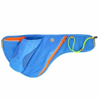 121409_BLUE Поясная сумка