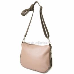18062 Taupe сумка женская натуральная кожа