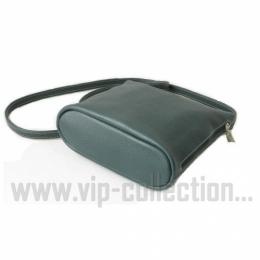 18503 Green  Женская сумка натуральная кожа