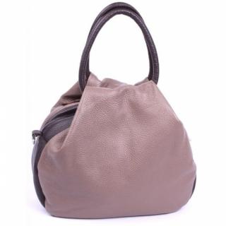 17007 BROWN Женская сумка Vip Collection