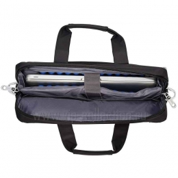 2407 black портфель  для ноутбука  ARISTOCRAT