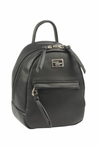 3391 A BLACK Сумка рюкзак David Jones