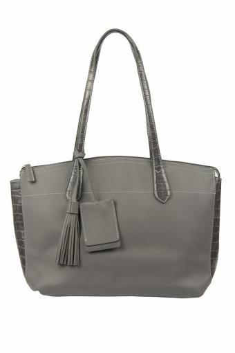 David Jones 3507 Dark Grey женская сумка