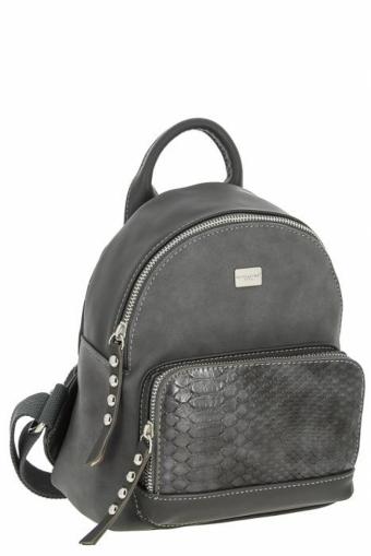 3552 СМ D.GREY Сумка рюкзак David Jones
