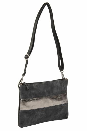 3577 CM BLACK Женская сумка кросс-боди David Jones