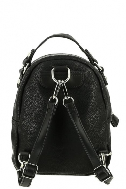 3921_CM_BLACK  Сумка-рюкзак, иск.кожа_ David_Jones