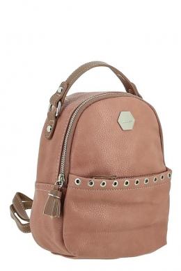3921_CM_D_PINK Сумка-рюкзак, иск.кожа_ David_Jones