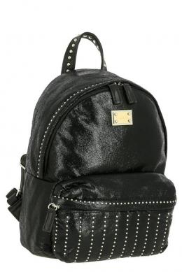 3972_CM_BLACK Сумка-рюкзак, иск.кожа_ David_Jones