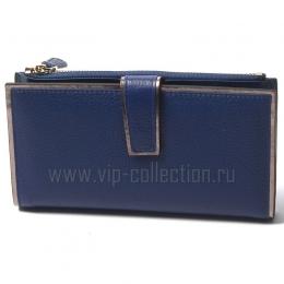400353 D.BLUE Портмоне женск. COSSNI