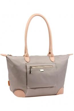 5034 CM GREY Женская сумка David_Jones
