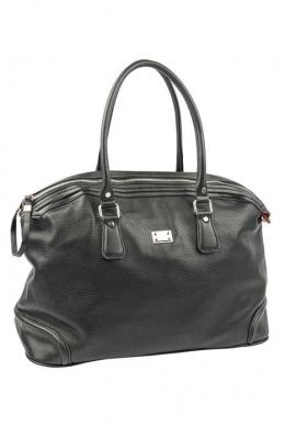 5309 CM BLACK Дорожная сумка David Jones