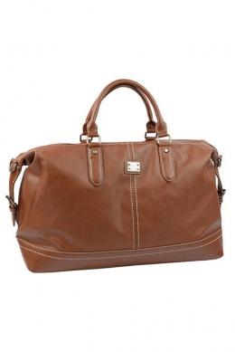 5310 CM BROWN Дорожная сумка David Jones
