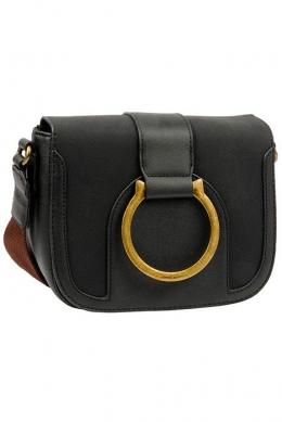 5320 CM BLACK Женская_сумка кросс_боди David Jones