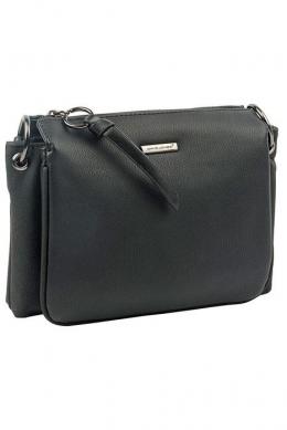 5322 CM BLACK Женская_сумка кросс_боди David Jones
