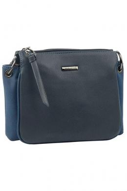 5322 CM D.BLUE Женская_сумка кросс_боди David Jones