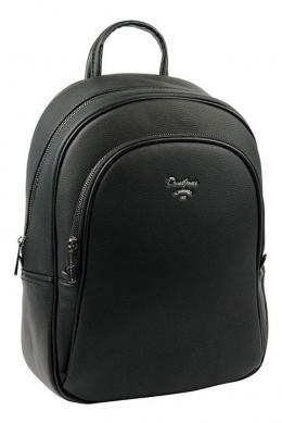 5323 CM BLACK Сумка-рюкзак David Jones