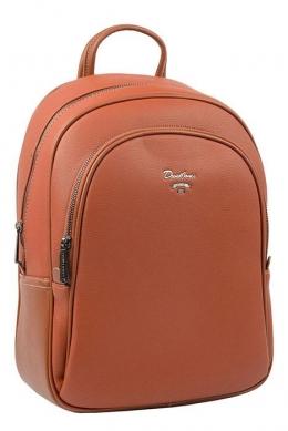 5323 CM BROWN Сумка-рюкзак David Jones
