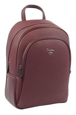 5323 CM DARK BORDEAUX Сумка-рюкзак David Jones