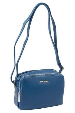 5328 CM BLUE Женская_сумка кросс_боди David Jones