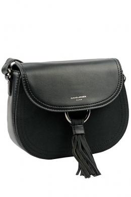 5330 CM BLACK Женская_сумка кросс_боди David Jones