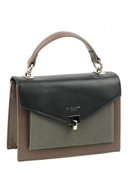 5363 CM BLACK Женская_сумка кросс_боди David Jones