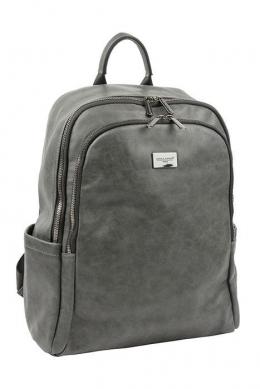 5367 CM D.GREY Сумка-рюкзак David_Jones