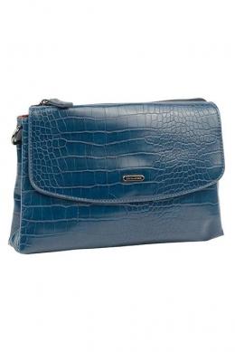 5380 CM D.BLUE Женская_сумка кросс_боди David Jones