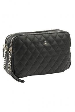 5383 CM BLACK Женская_сумка кросс_боди David Jones