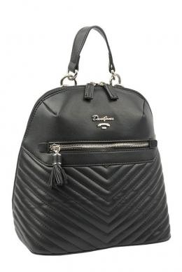 5423 CM BLACK Сумка-рюкзак David_Jones