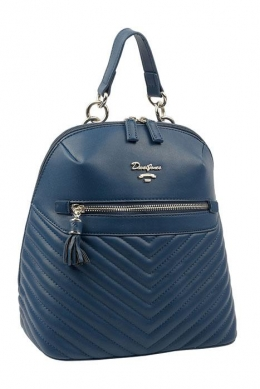 5423 CM D.BLUE Сумка-рюкзак David_Jones
